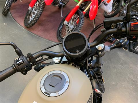 2019 Honda Rebel 500 in Petersburg, West Virginia - Photo 6