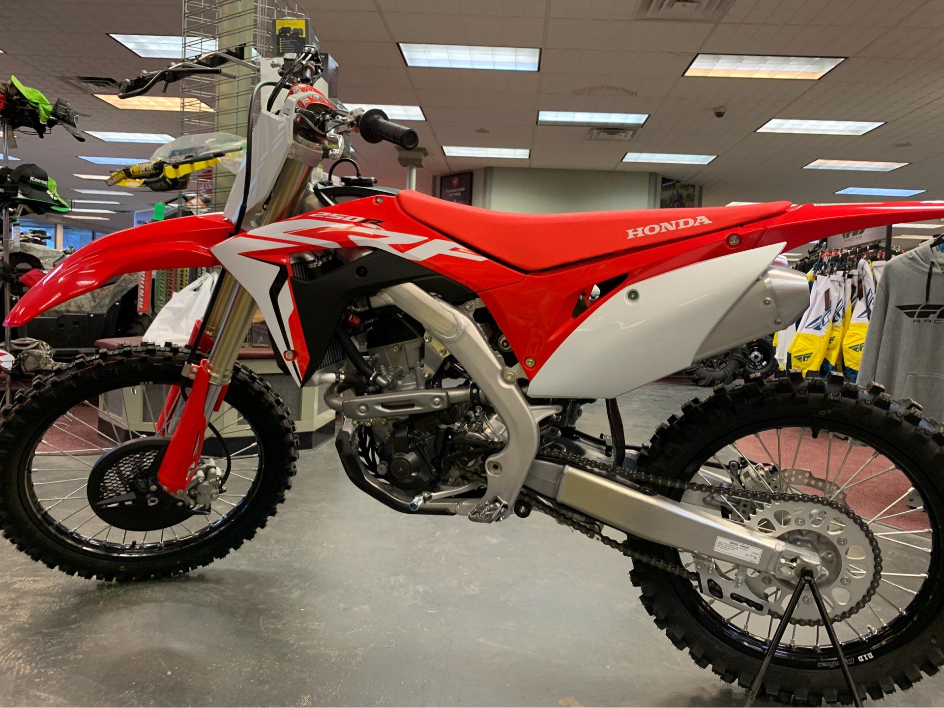 2019 Honda CRF250R in Petersburg, West Virginia - Photo 4