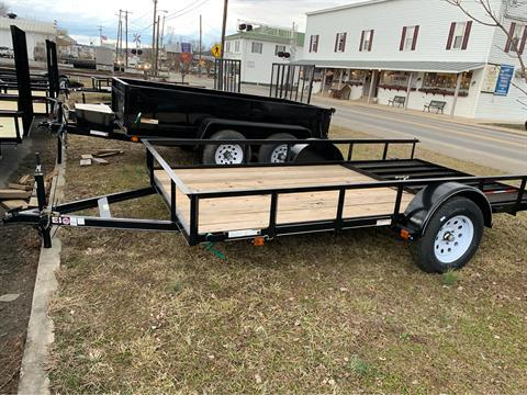 2019 Carry-On Trailers 6X12GW in Petersburg, West Virginia