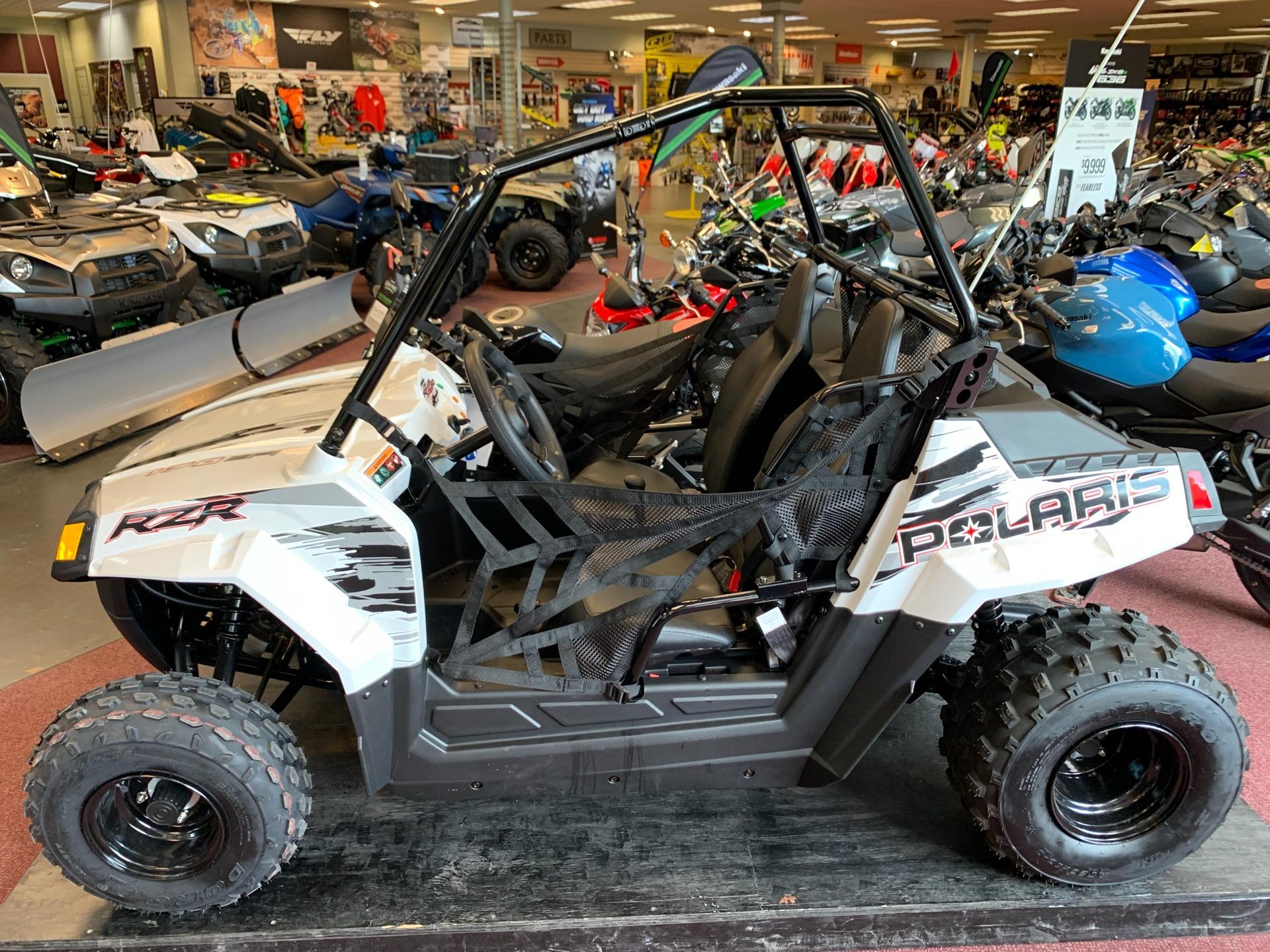 Polaris Razor 170 >> 2019 Polaris Rzr 170 Efi Utility Vehicles Petersburg West Virginia