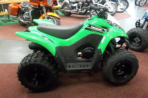 2016 Kawasaki KFX90 in Petersburg, West Virginia