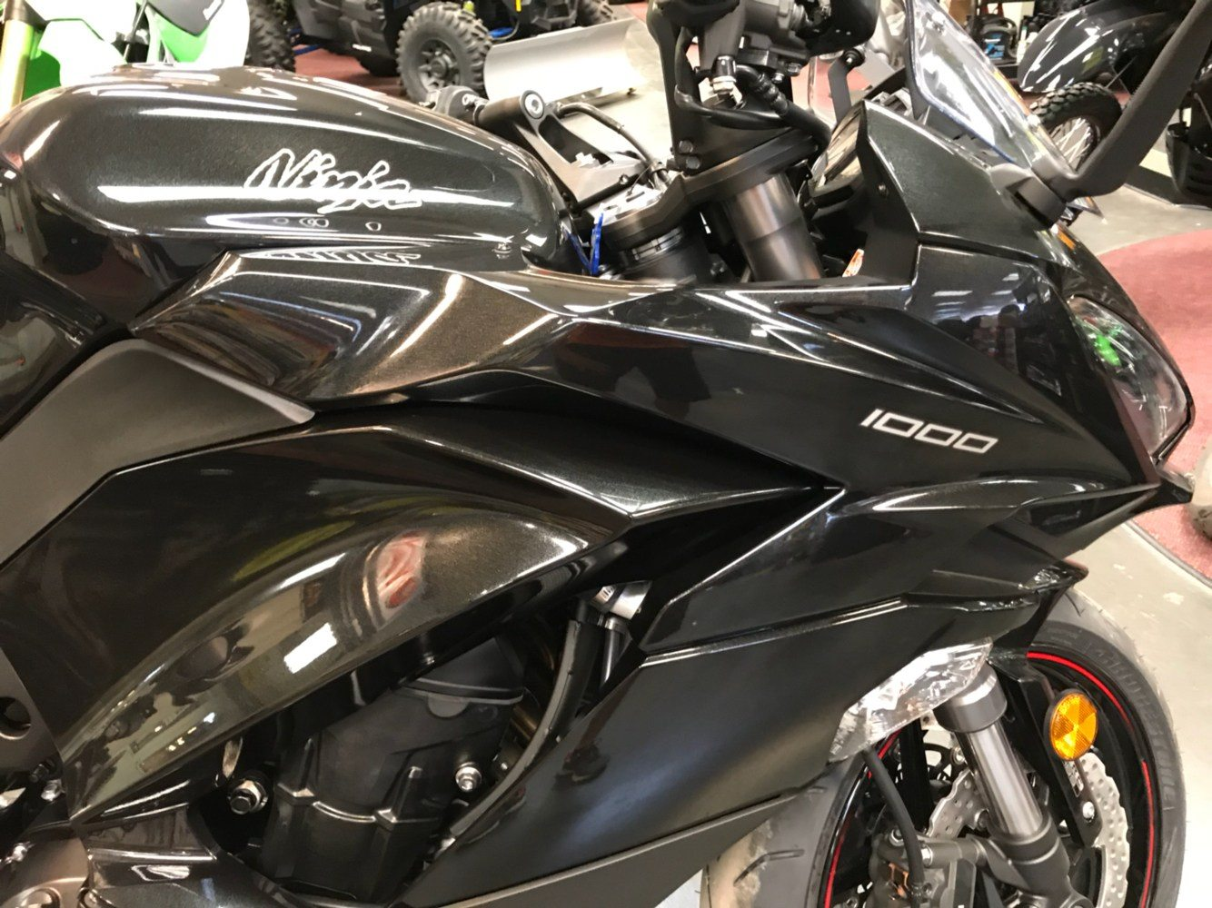 2018 Kawasaki Ninja 1000 ABS in Petersburg, West Virginia