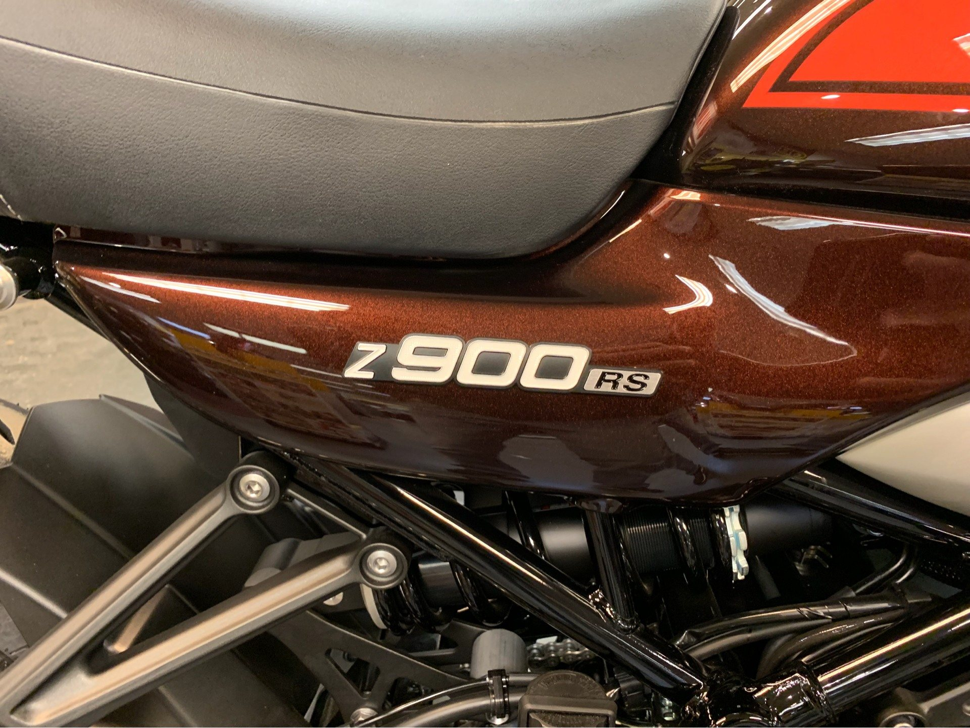 2019 Kawasaki Z900RS ABS in Petersburg, West Virginia
