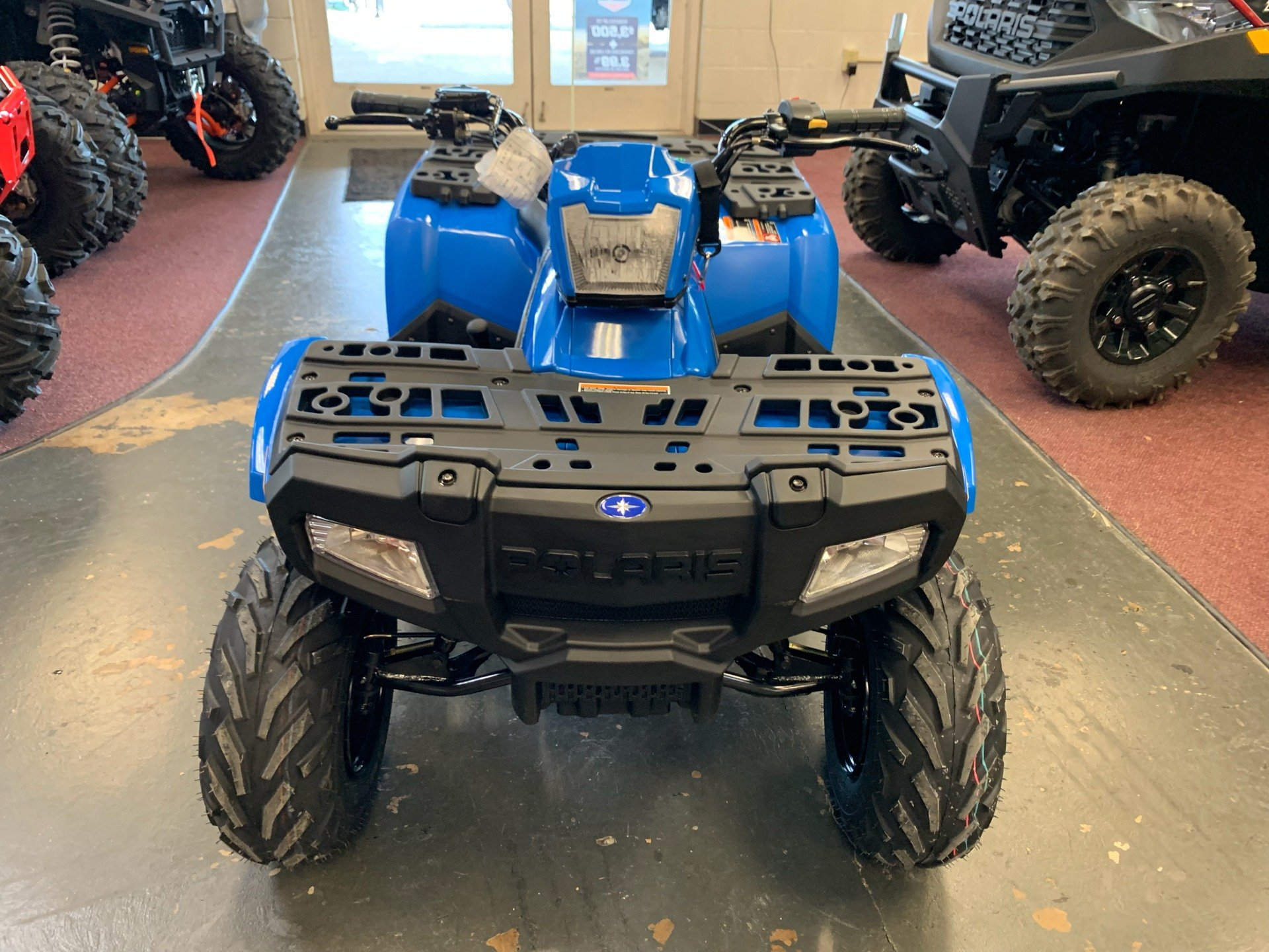 2019 Polaris Sportsman 110 EFI in Petersburg, West Virginia - Photo 3