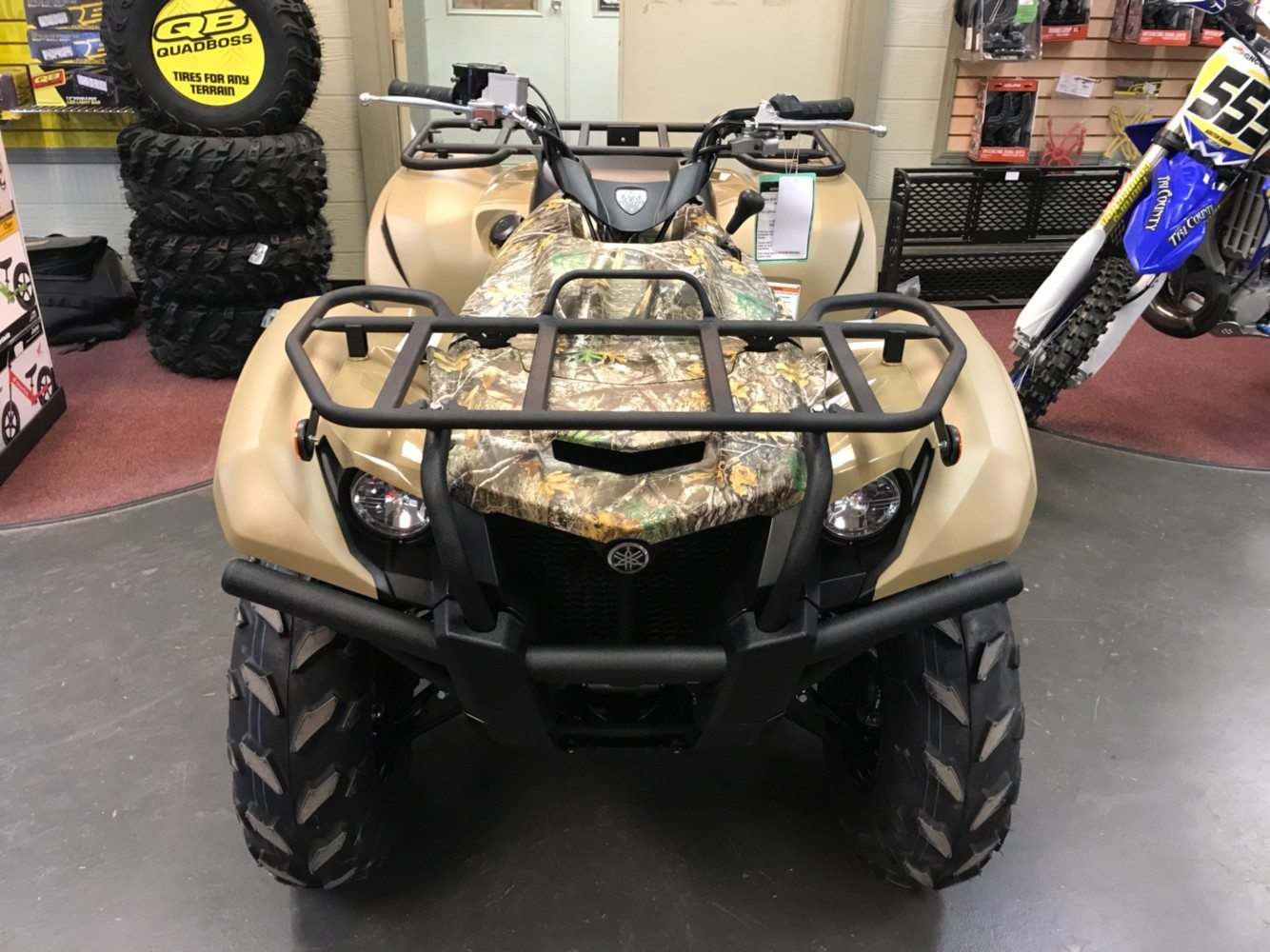 2019 Yamaha Kodiak 700 in Petersburg, West Virginia - Photo 3