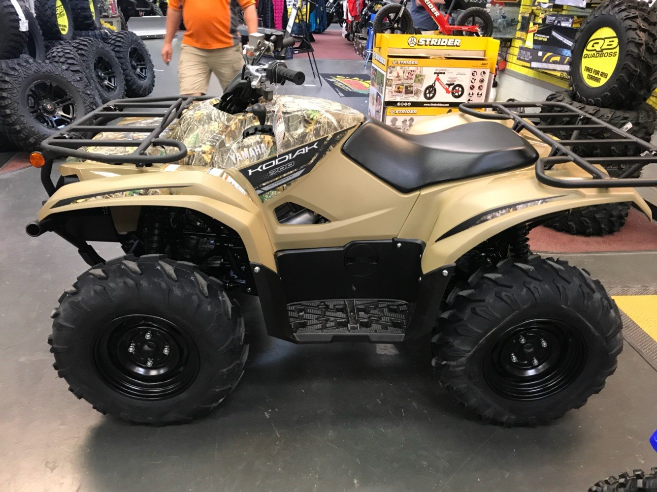 2019 Yamaha Kodiak 700 in Petersburg, West Virginia - Photo 4