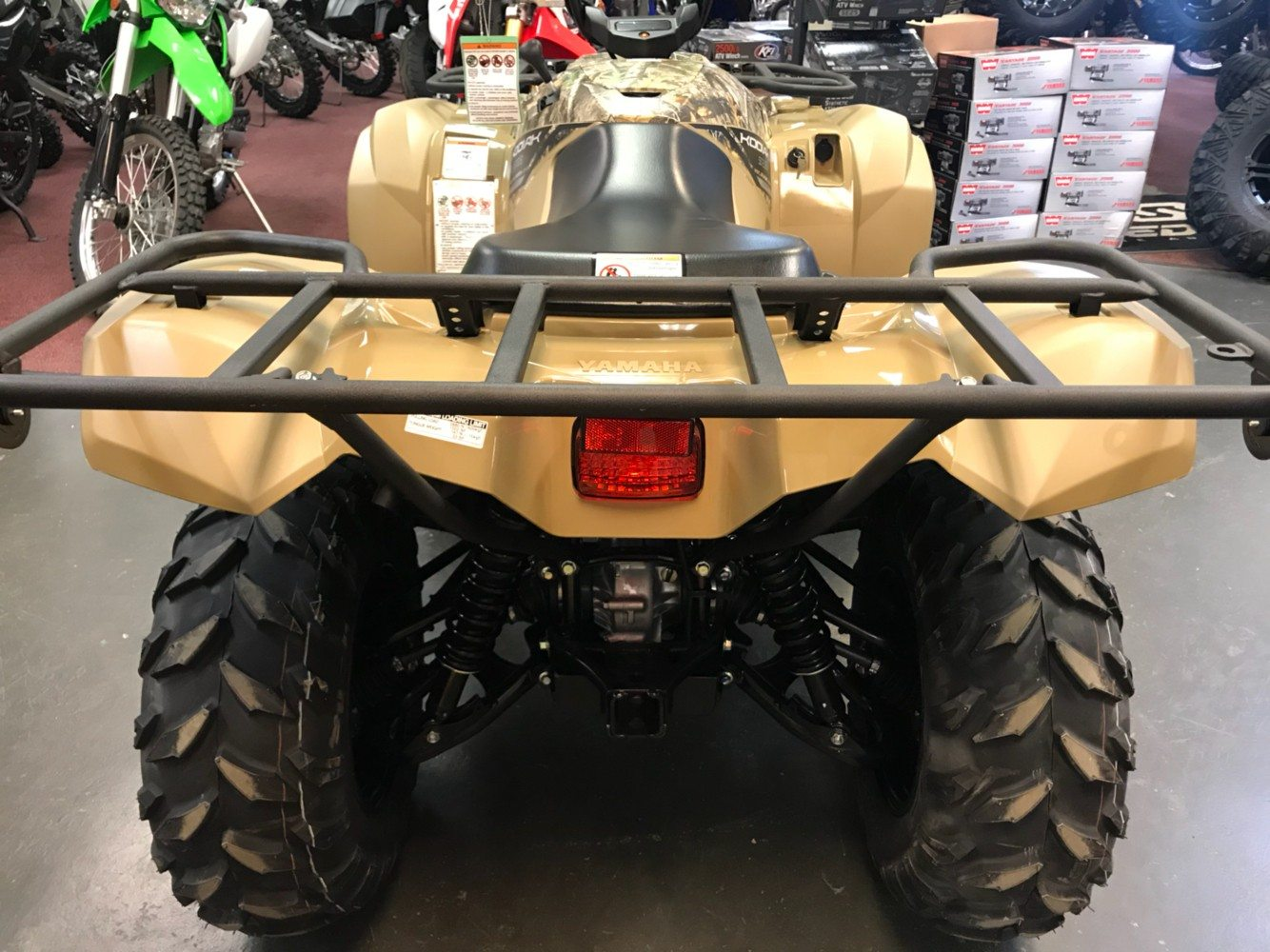2019 Yamaha Kodiak 700 in Petersburg, West Virginia - Photo 5