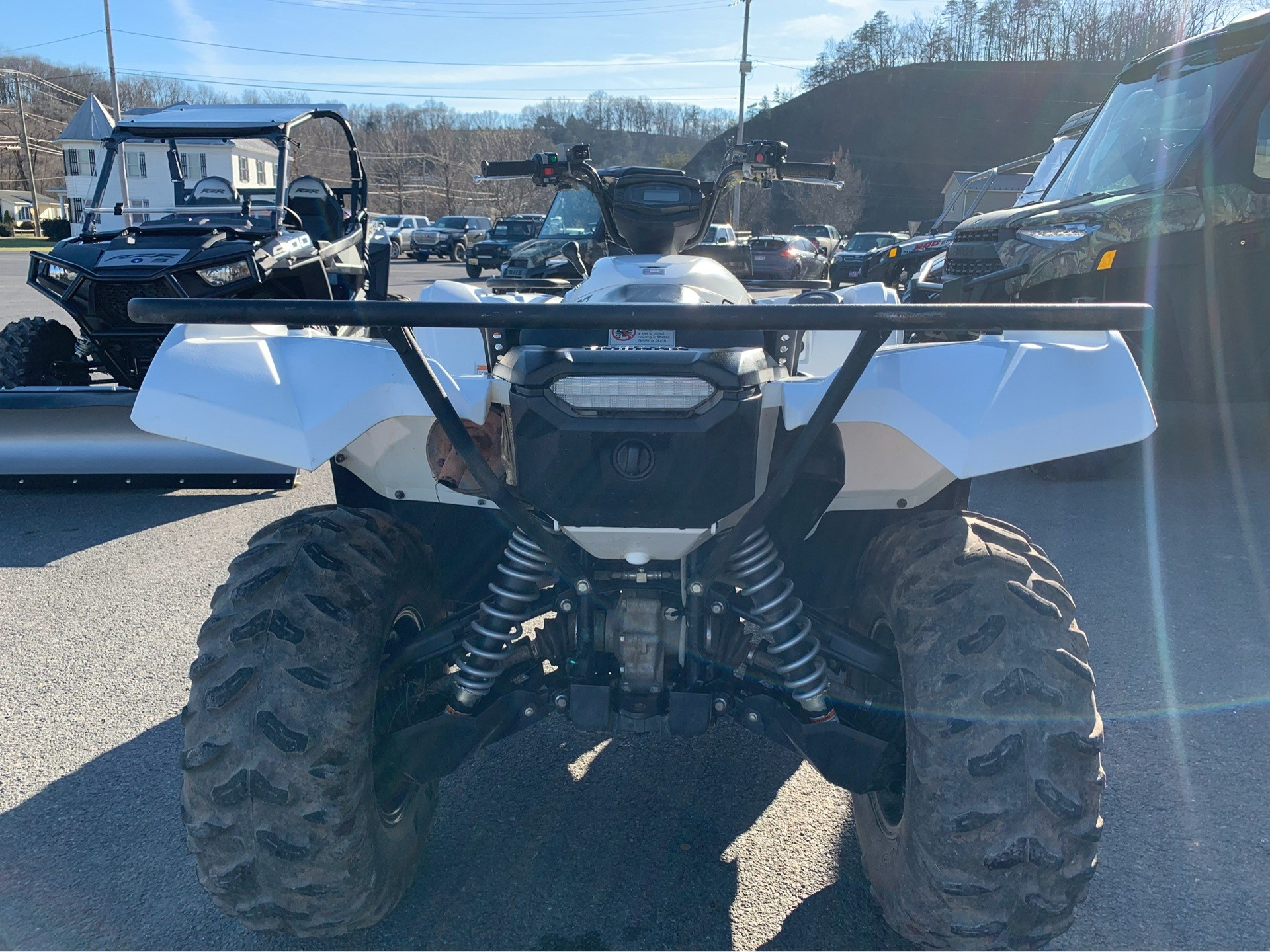 2017 Yamaha Grizzly EPS in Petersburg, West Virginia