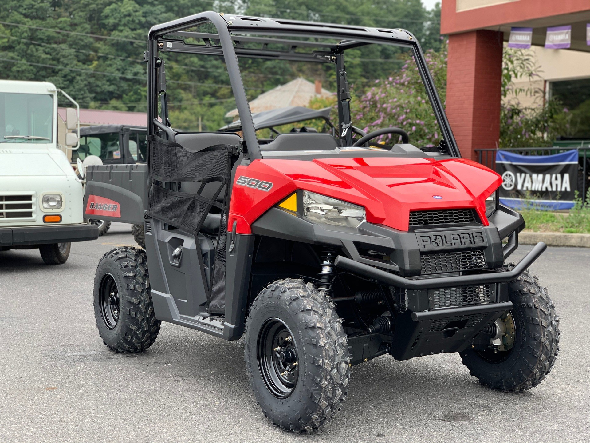 2021 Polaris Ranger 500 in Petersburg, West Virginia - Photo 2