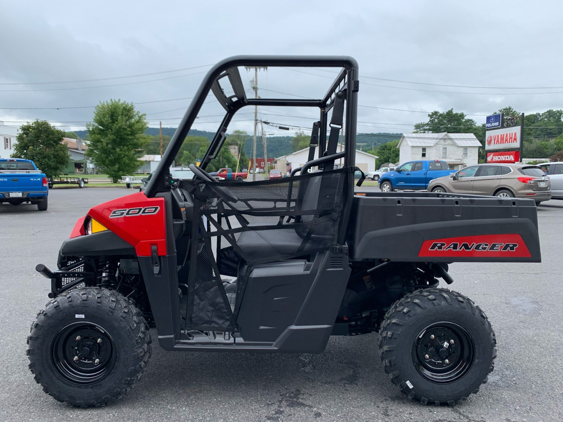 2021 Polaris Ranger 500 in Petersburg, West Virginia - Photo 5