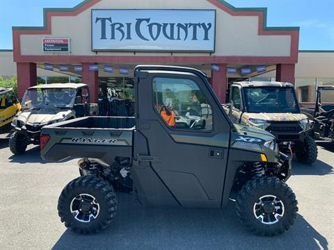 2020 Polaris RANGER XP 1000 NorthStar Ultimate + MB Quart Audio Package in Petersburg, West Virginia - Photo 1