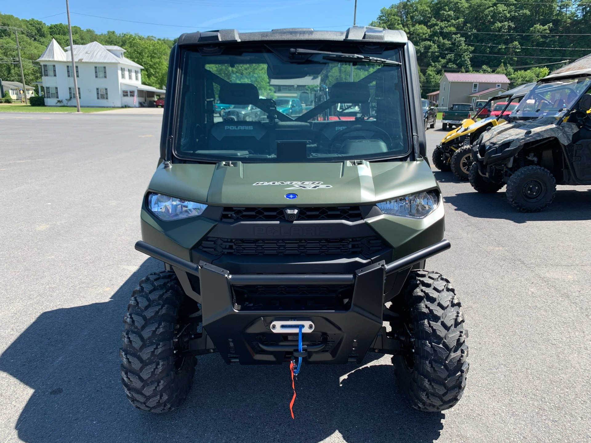 2020 Polaris RANGER XP 1000 NorthStar Ultimate + MB Quart Audio Package in Petersburg, West Virginia - Photo 17