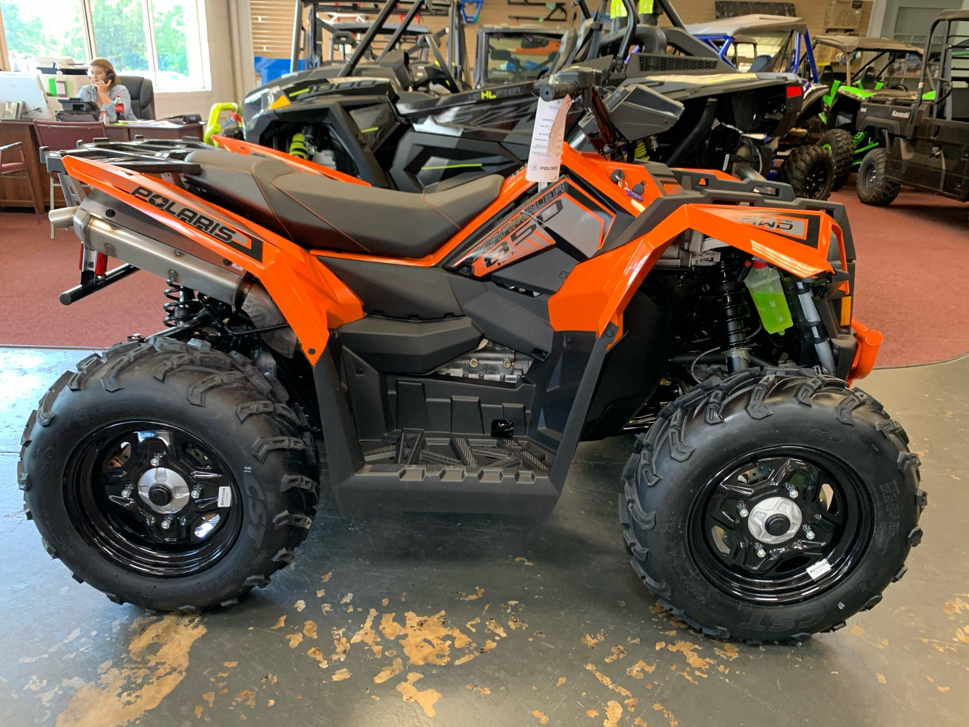 2020 Polaris Scrambler 850 in Petersburg, West Virginia - Photo 1