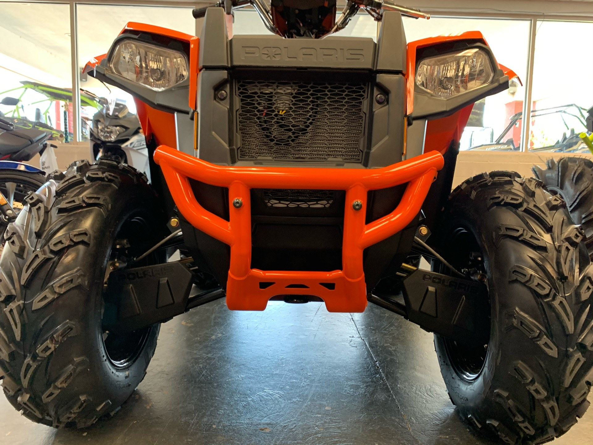 2020 Polaris Scrambler 850 in Petersburg, West Virginia - Photo 3