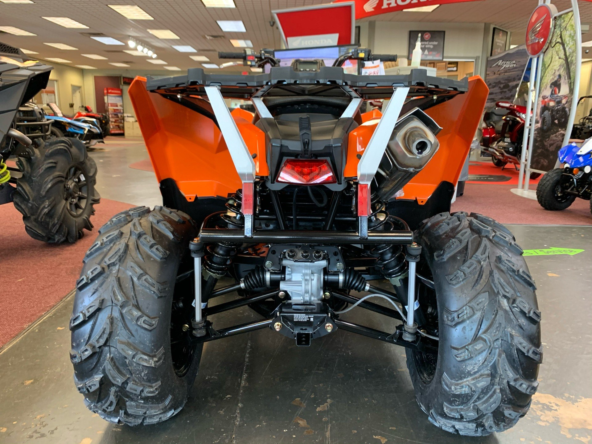 2020 Polaris Scrambler 850 in Petersburg, West Virginia - Photo 4