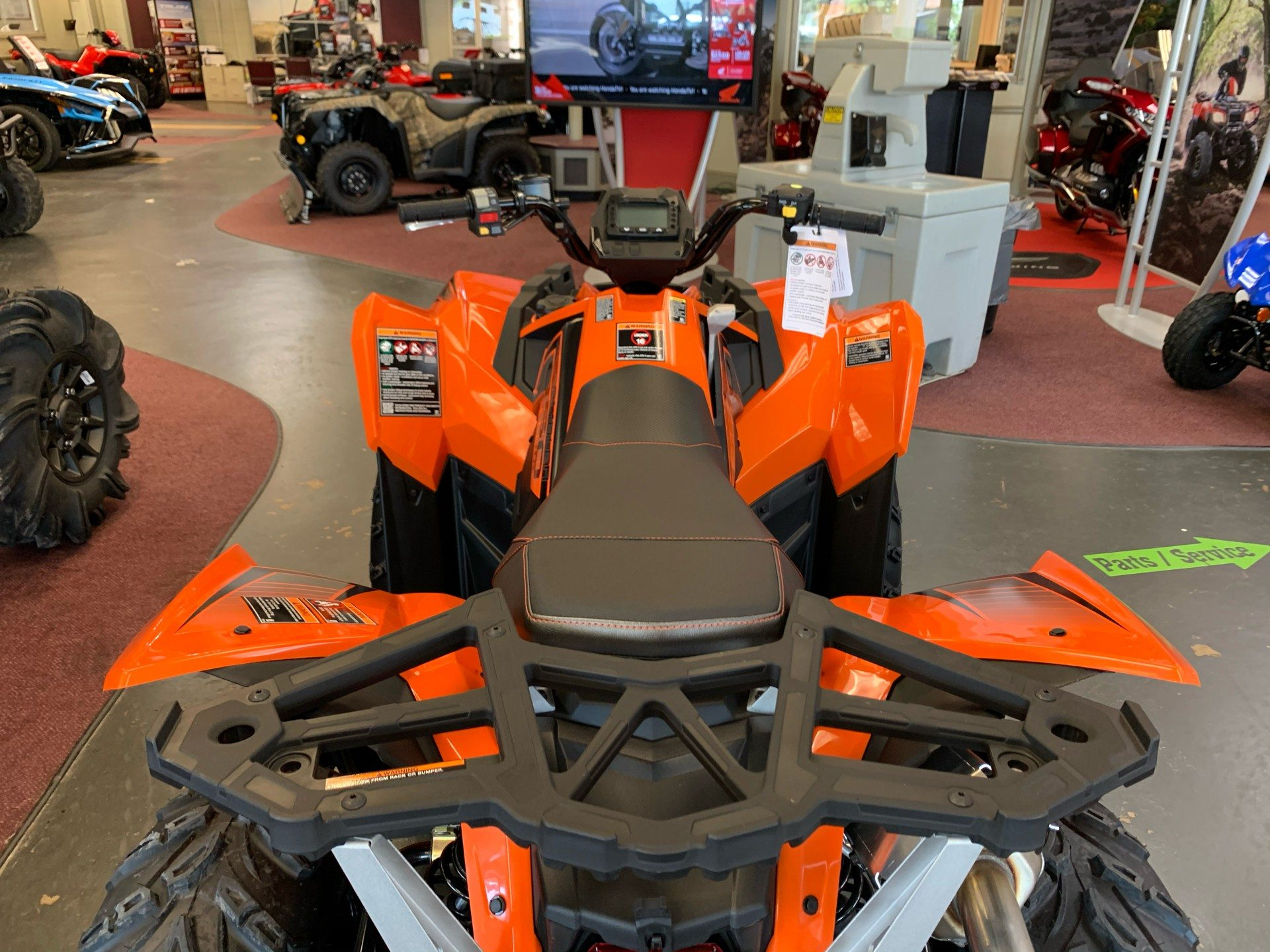 2020 Polaris Scrambler 850 in Petersburg, West Virginia - Photo 5