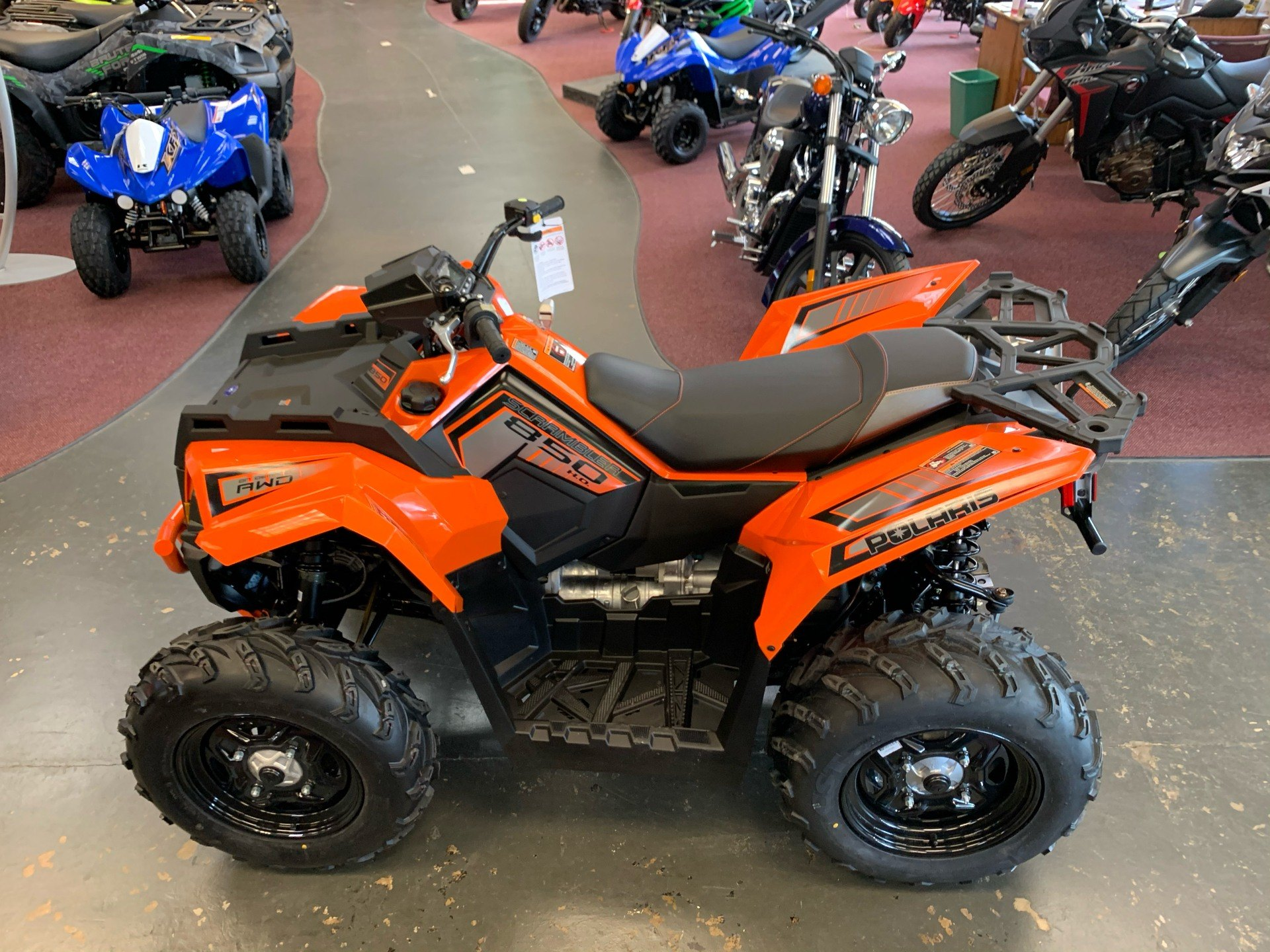2020 Polaris Scrambler 850 in Petersburg, West Virginia - Photo 11