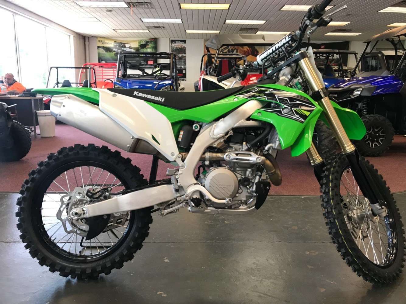 2019 Kawasaki KX 450 in Petersburg, West Virginia - Photo 5