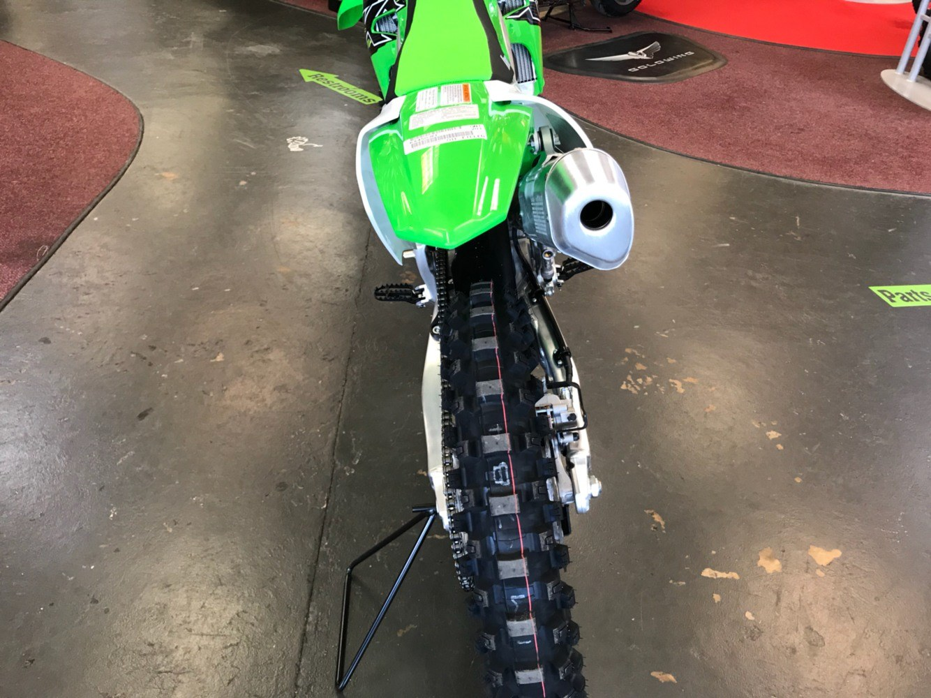 2019 Kawasaki KX 450 in Petersburg, West Virginia - Photo 6