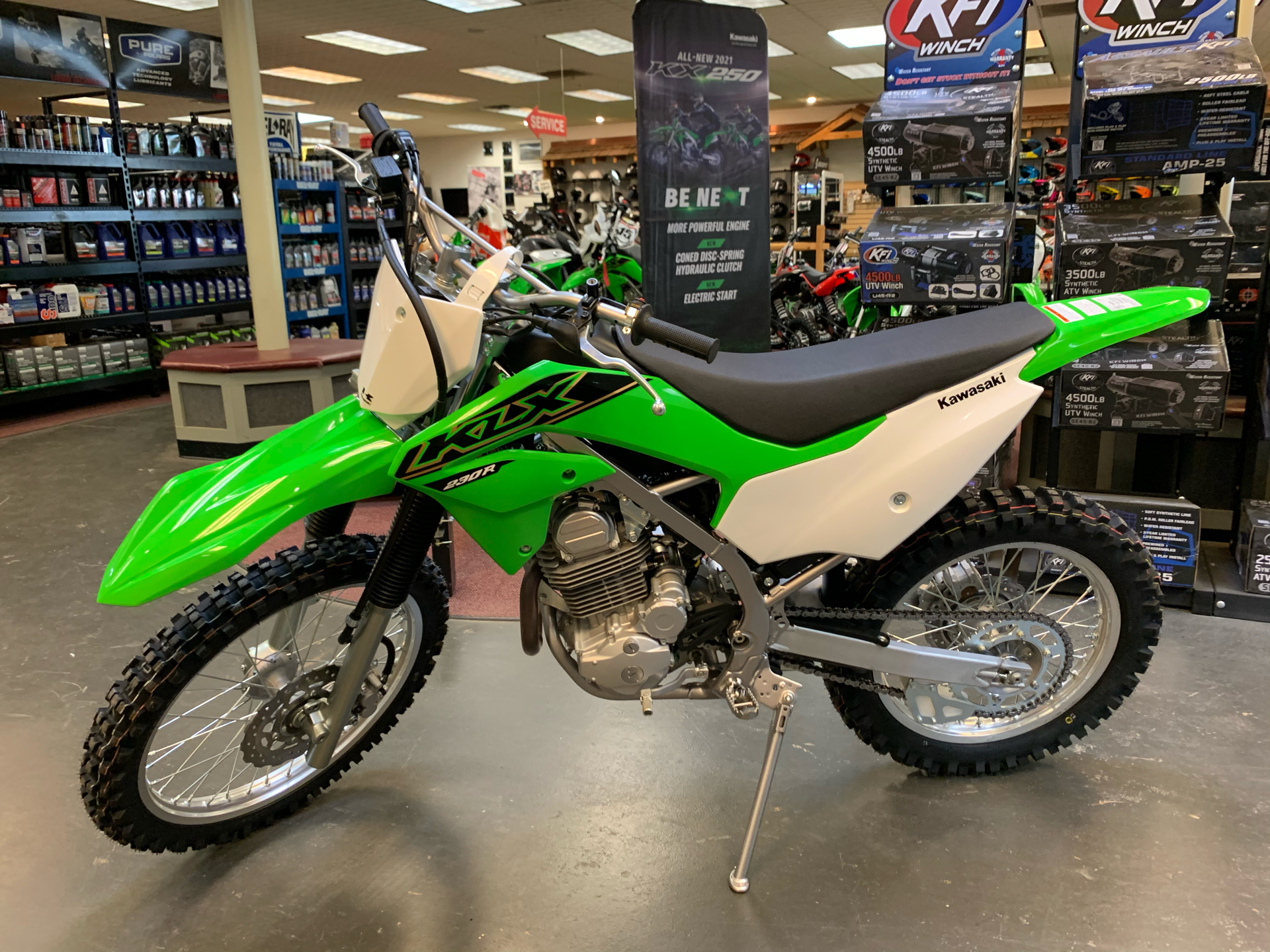 2021 Kawasaki KLX 230R S in Petersburg, West Virginia - Photo 1