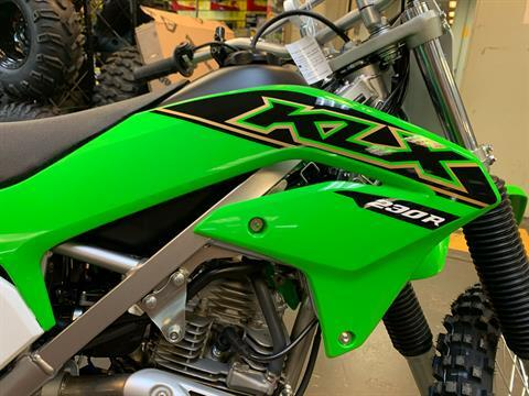 2021 Kawasaki KLX 230R S in Petersburg, West Virginia - Photo 6