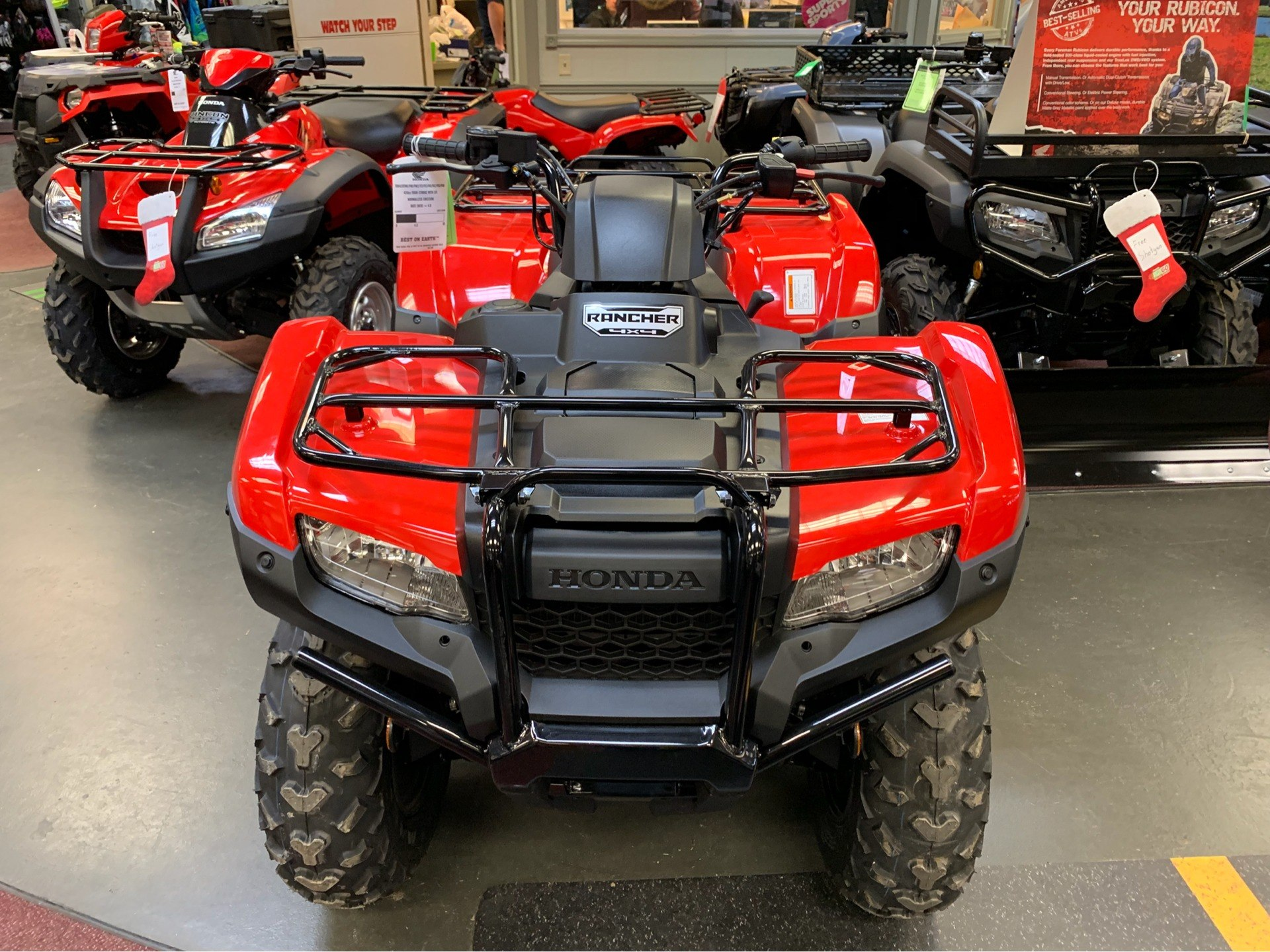 2019 Honda FourTrax Rancher 4x4 in Petersburg, West Virginia - Photo 3