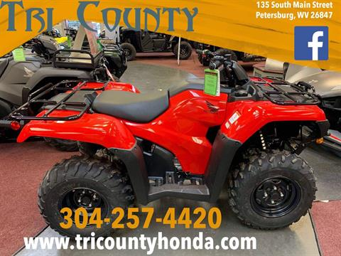 2019 Honda FourTrax Rancher 4x4 in Petersburg, West Virginia - Photo 1