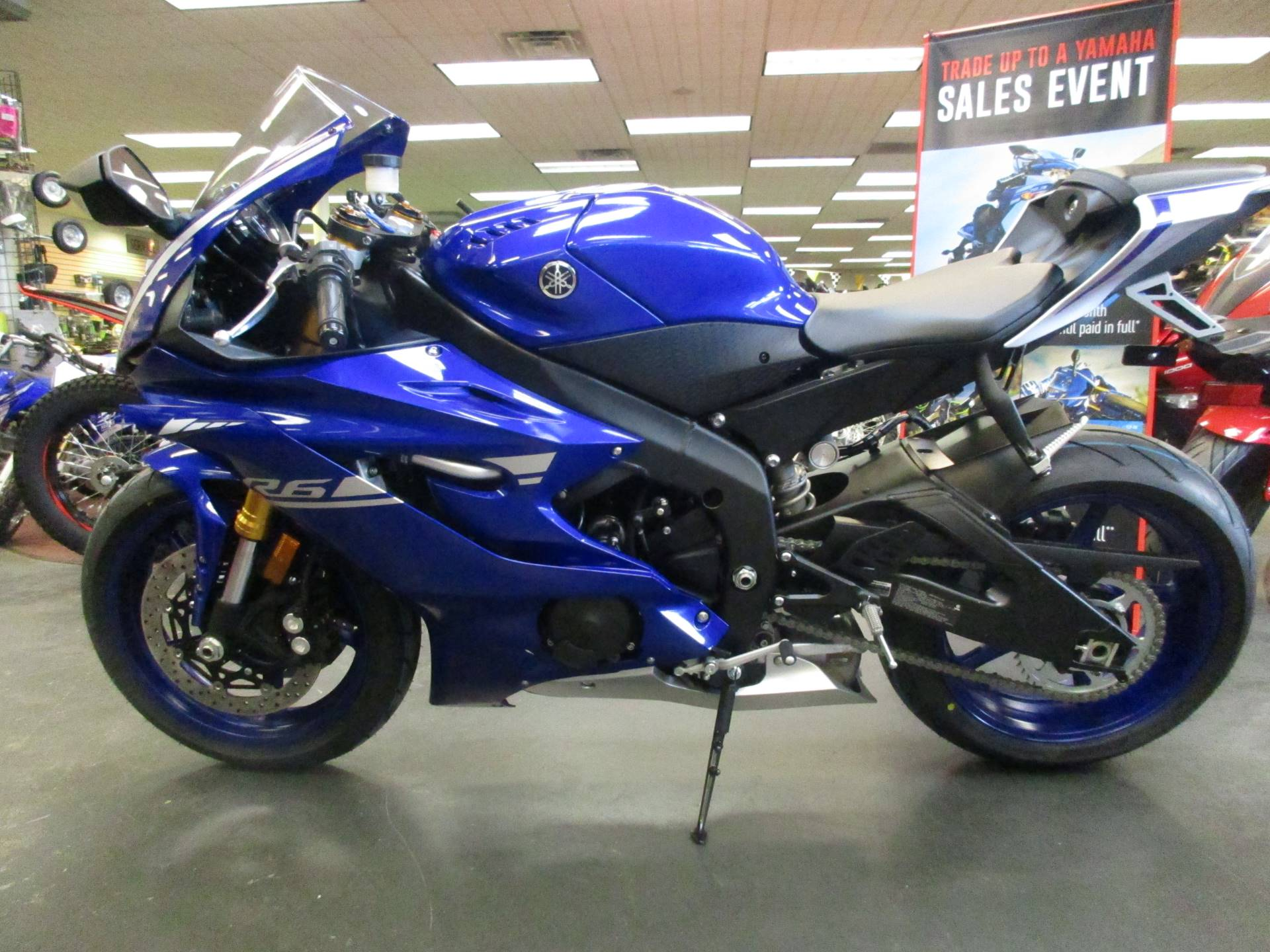 2017 Yamaha YZF-R6 in Petersburg, West Virginia