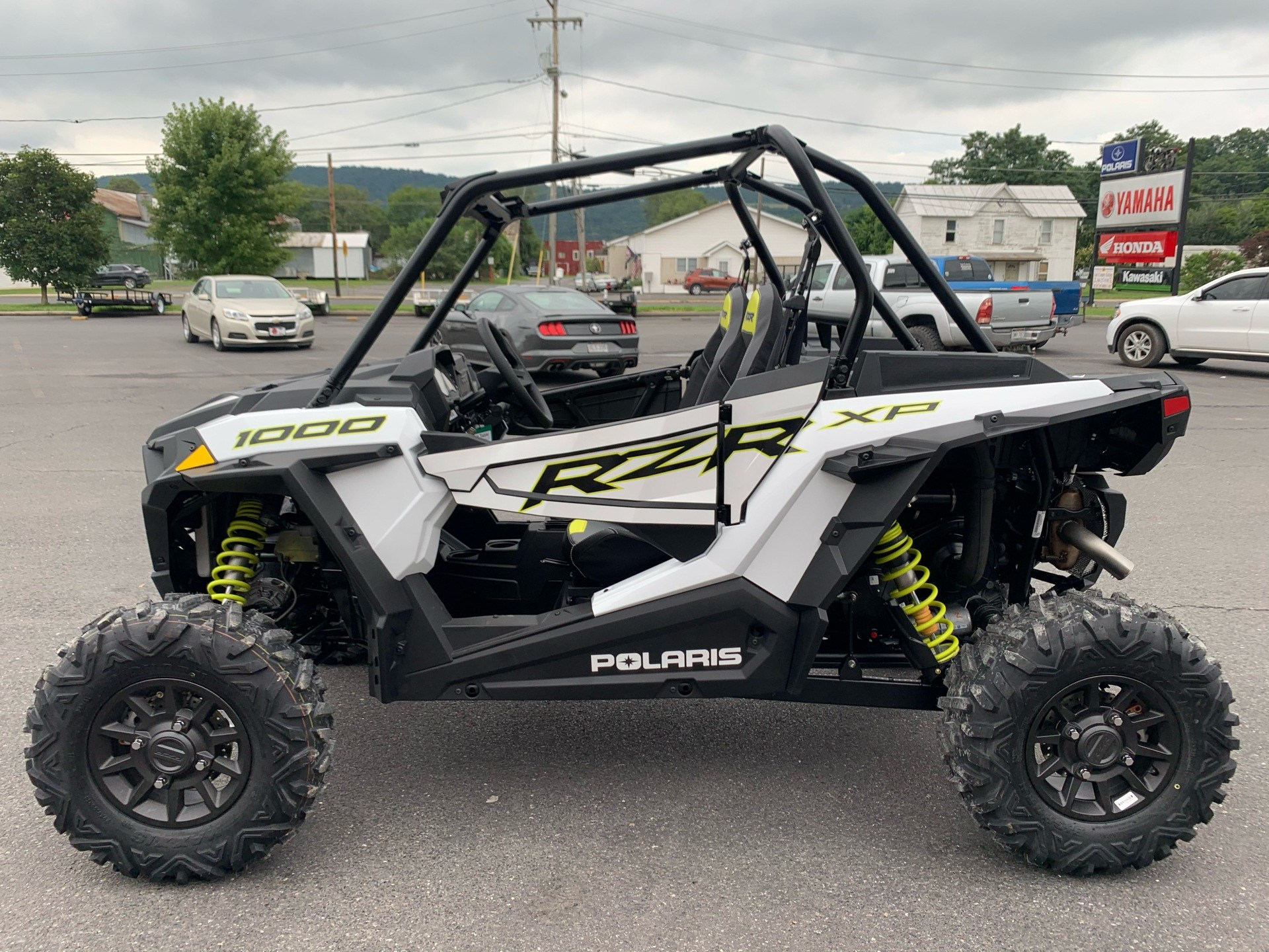 2021 Polaris RZR XP 1000 Sport in Petersburg, West Virginia - Photo 4