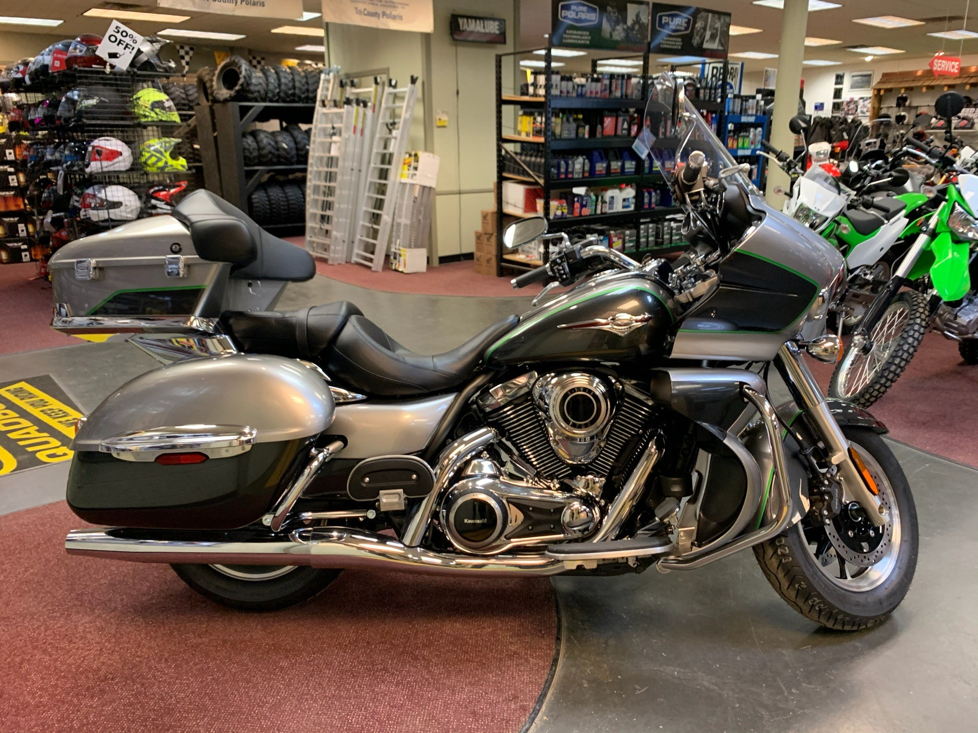 2020 Kawasaki Vulcan 1700 Voyager ABS in Petersburg, West Virginia - Photo 1
