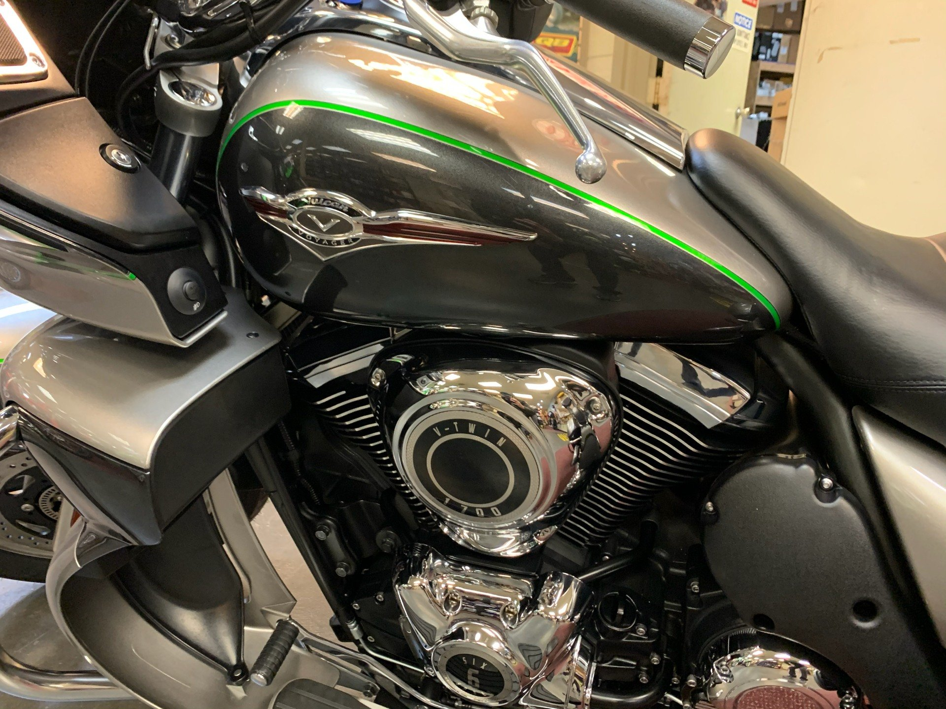 2020 Kawasaki Vulcan 1700 Voyager ABS in Petersburg, West Virginia - Photo 7