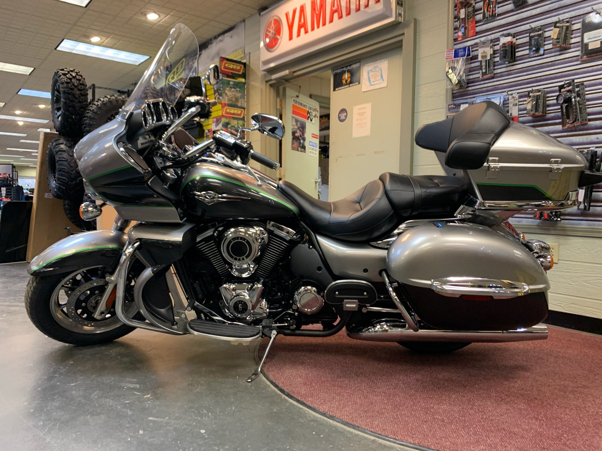 2020 Kawasaki Vulcan 1700 Voyager ABS in Petersburg, West Virginia - Photo 12