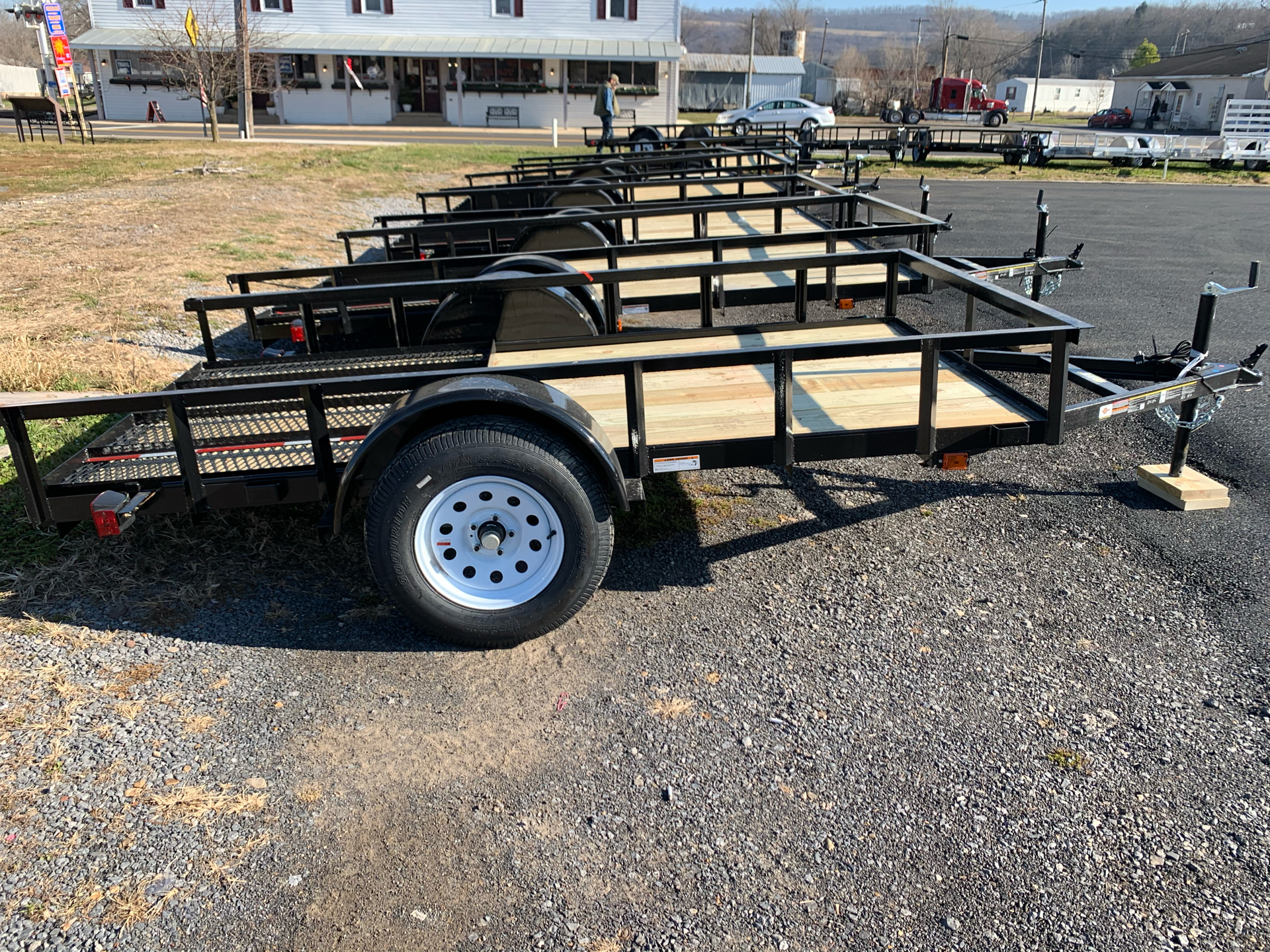 2021 Carry-On Trailers 5x10 in Petersburg, West Virginia - Photo 1