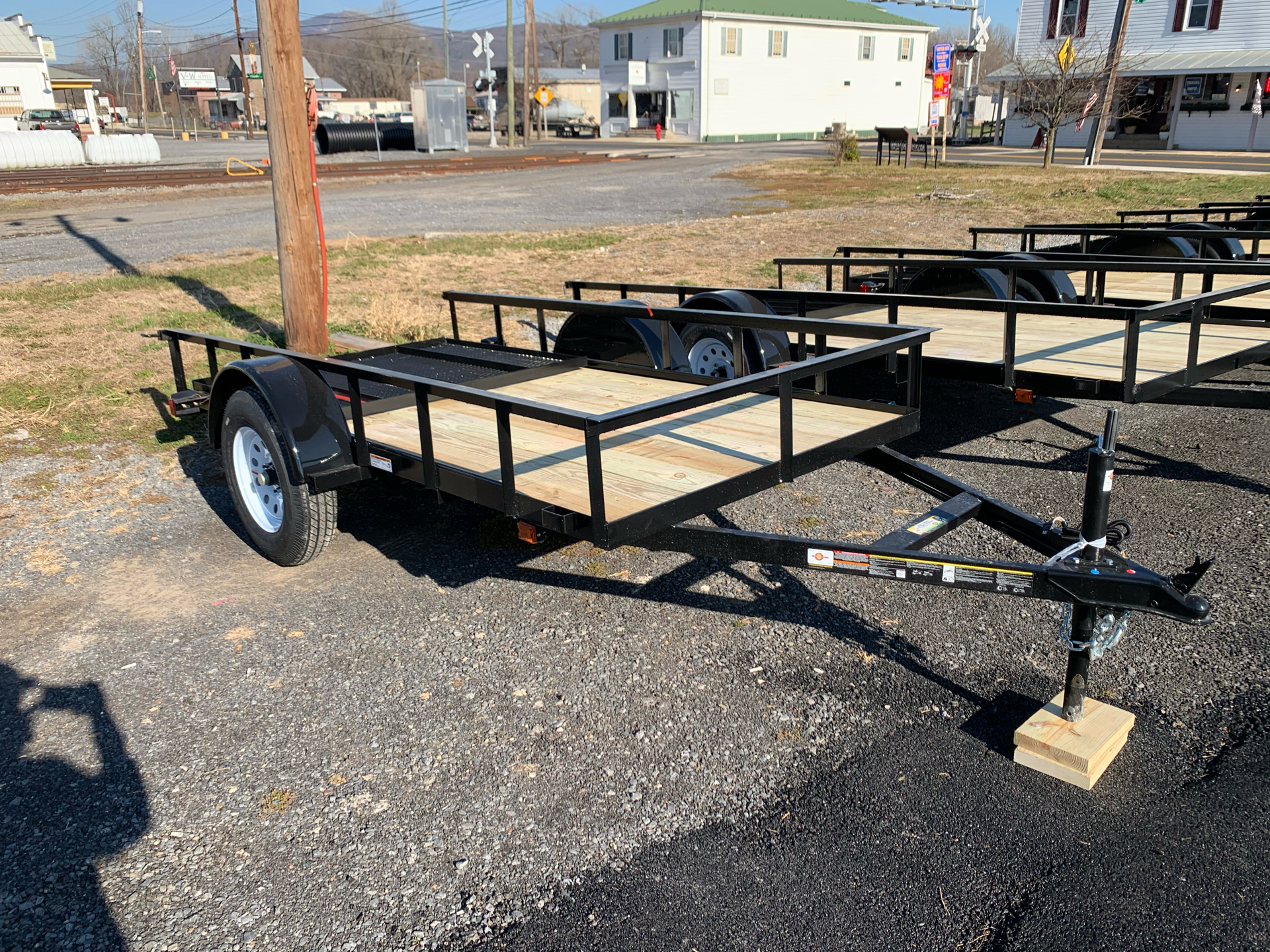 2021 Carry-On Trailers 5x10 in Petersburg, West Virginia - Photo 2
