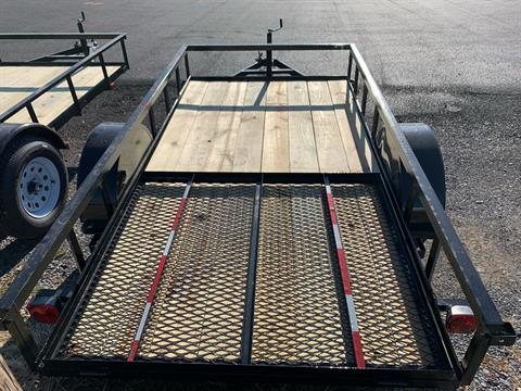 2021 Carry-On Trailers 5x10 in Petersburg, West Virginia - Photo 4