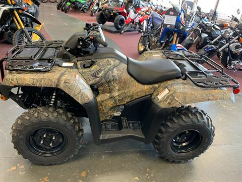 2020 Honda FourTrax Rancher 4x4 Automatic DCT EPS in Petersburg, West Virginia - Photo 4