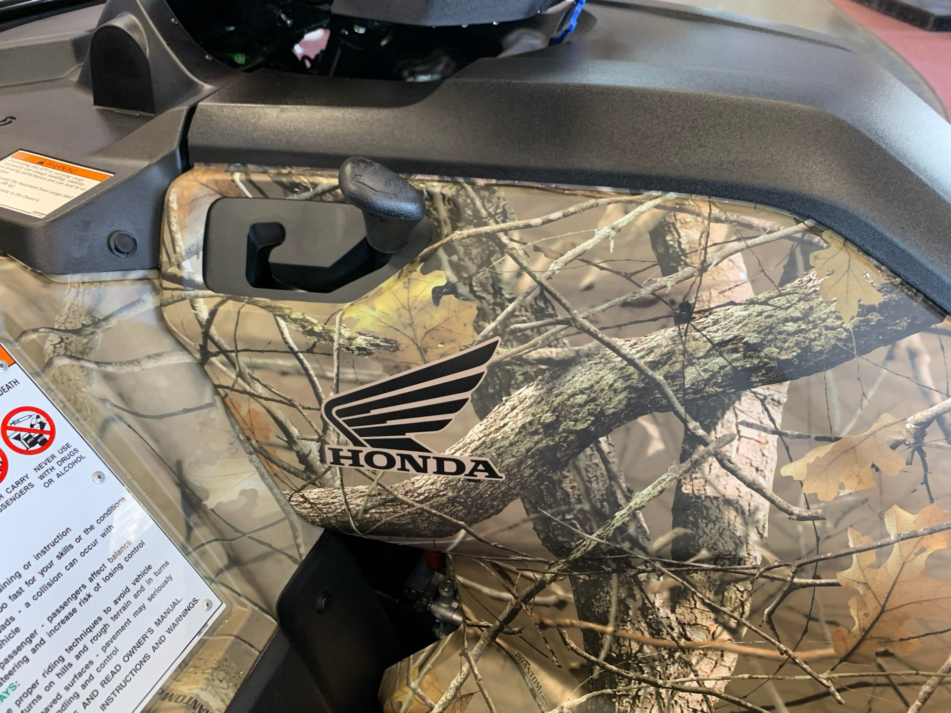 2020 Honda FourTrax Rancher 4x4 Automatic DCT EPS in Petersburg, West Virginia - Photo 6