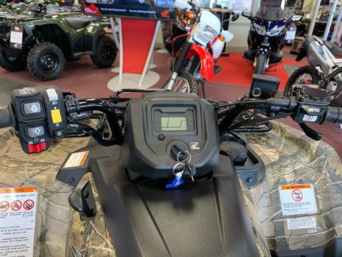 2020 Honda FourTrax Rancher 4x4 Automatic DCT EPS in Petersburg, West Virginia - Photo 7