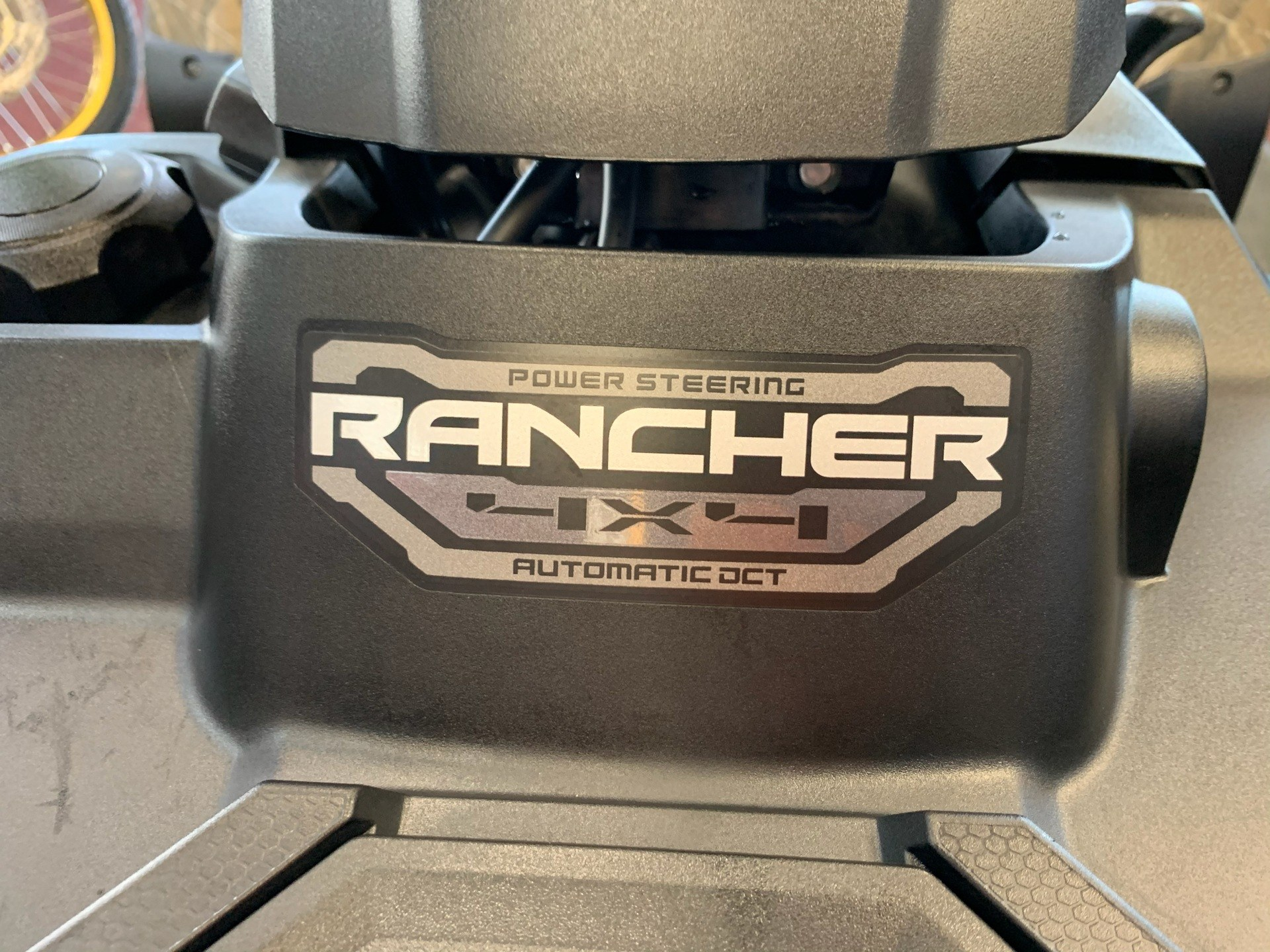 2020 Honda FourTrax Rancher 4x4 Automatic DCT EPS in Petersburg, West Virginia - Photo 8