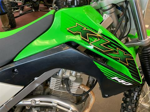2020 Kawasaki KLX 140 in Petersburg, West Virginia - Photo 5
