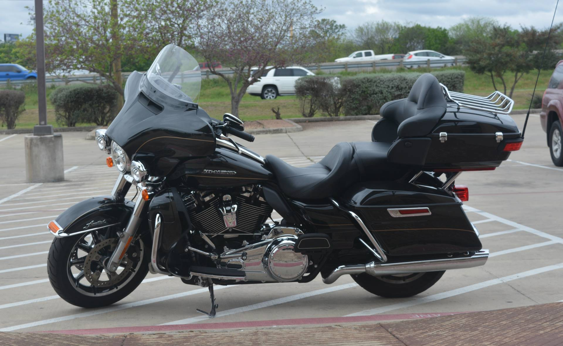 2017 Harley-Davidson Ultra Limited in San Antonio, Texas - Photo 11