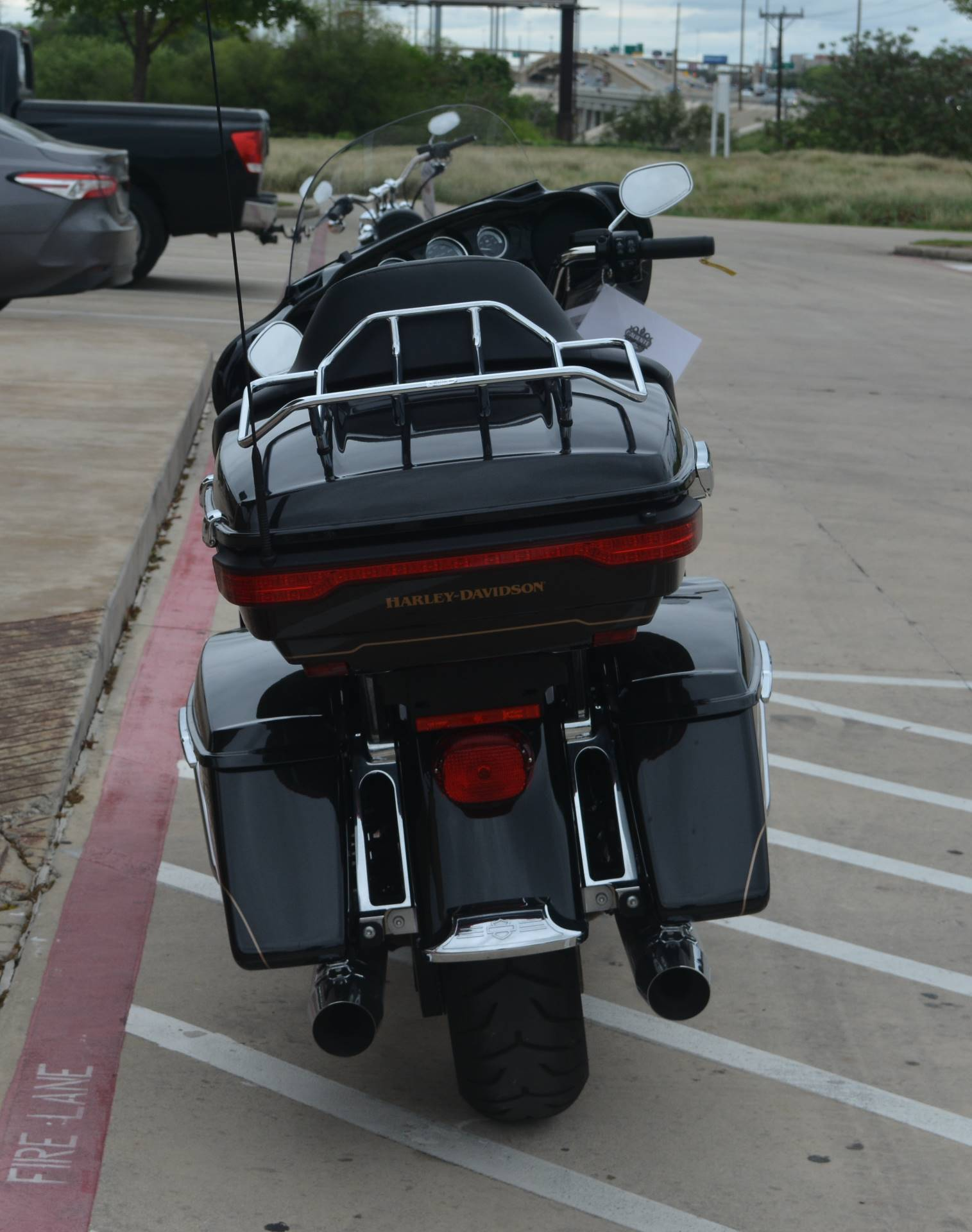 2017 Harley-Davidson Ultra Limited in San Antonio, Texas - Photo 13