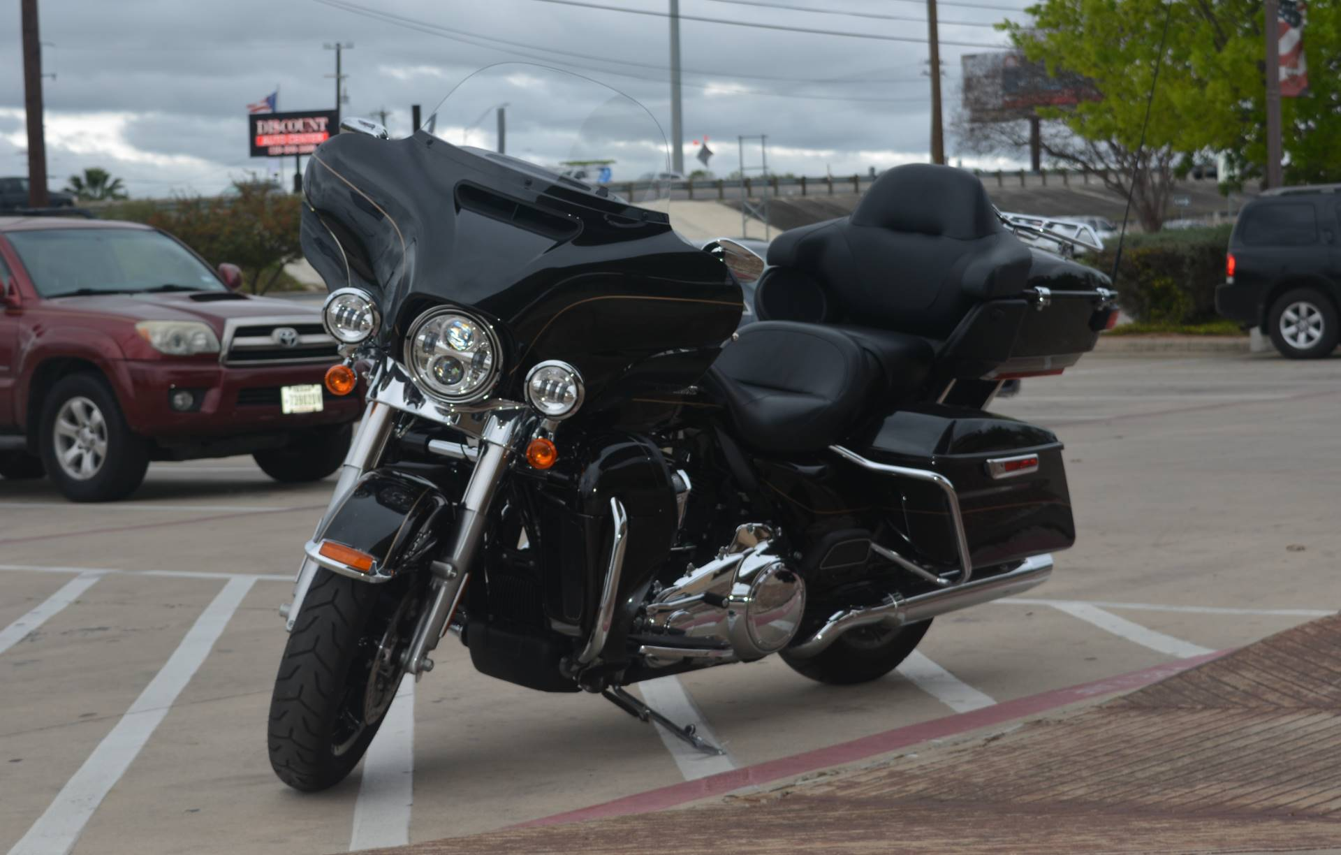 2017 Harley-Davidson Ultra Limited in San Antonio, Texas - Photo 8