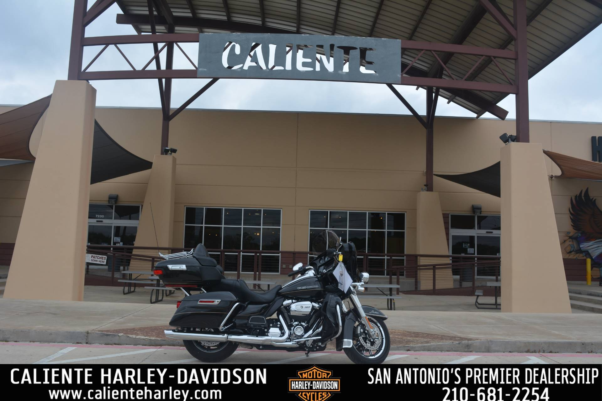 2017 Harley-Davidson Ultra Limited in San Antonio, Texas - Photo 1