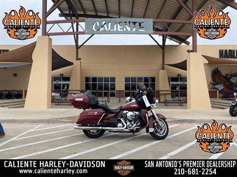 2015 Harley-Davidson Electra Glide® Ultra Classic® Low in San Antonio, Texas - Photo 1