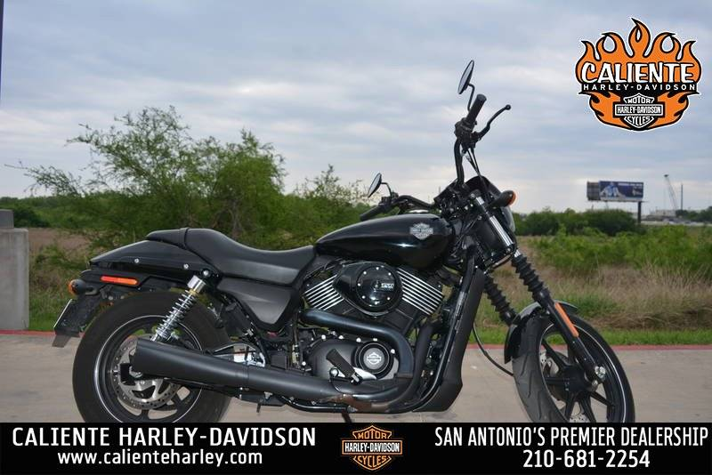 2015 Harley-Davidson Street™ 750 in San Antonio, Texas - Photo 1