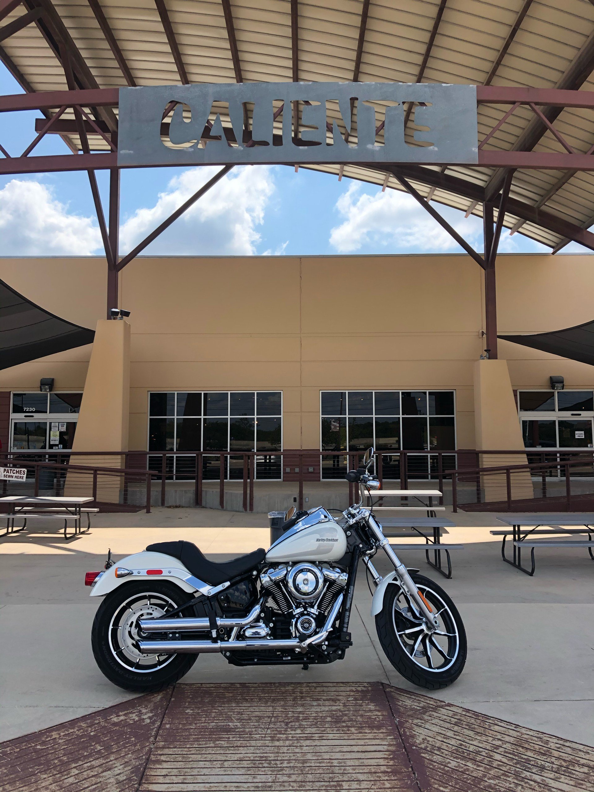 2018 Harley-Davidson Low Rider® 107 in San Antonio, Texas - Photo 1