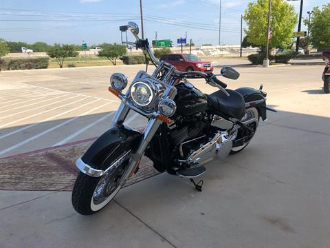 2018 Harley-Davidson Softail® Deluxe 107 in San Antonio, Texas - Photo 7