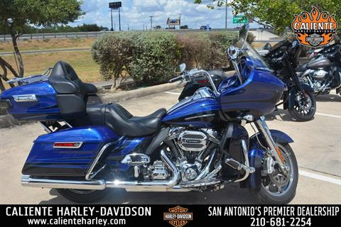 2015 Harley-Davidson CVO Road Glide Ultra in San Antonio, Texas - Photo 1