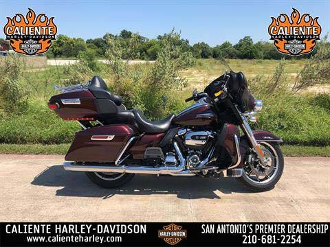 2019 Harley-Davidson Electra Glide® Ultra Classic® in San Antonio, Texas - Photo 1